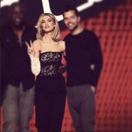 Delta The Voice look 26